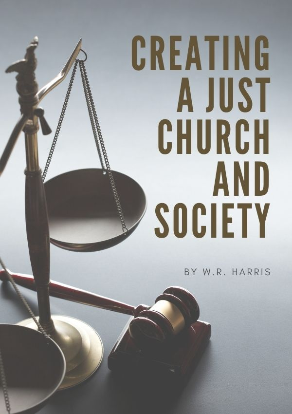 Creating a Just Church and Society_Book_Cover