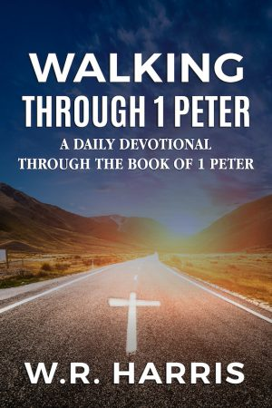 Walking Through 1 Peter Book Cover